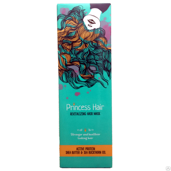 Princess Hair в аптеке